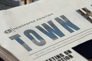 Town Hall Newspaper Printing
