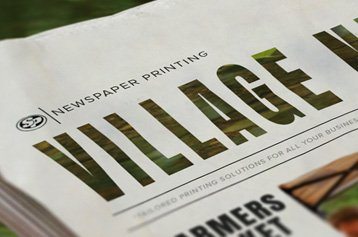 Village Newspaper Printing