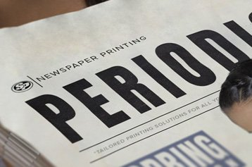 Periodical Newspaper Printing