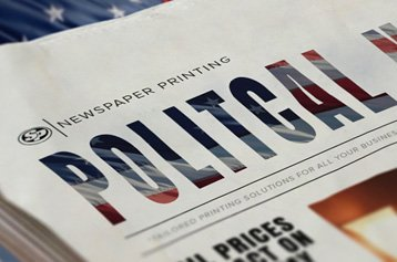 Political Newspaper Printing