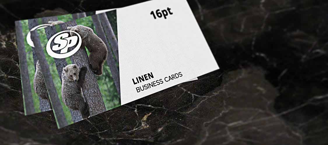 Glossy Business Cards Matte Business Cards Stigler Printing