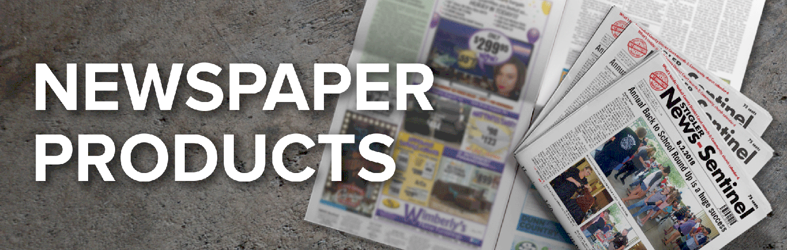 Newspaper Products