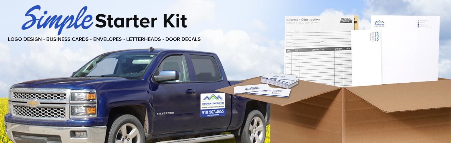 Simple Stater Kit