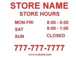 Standard Hours