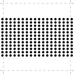 BD-00002 Offset Dots