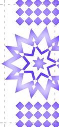 ND-00019 Geo Stars