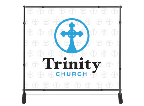 Church Backdrop Banners