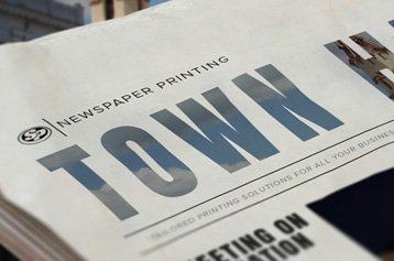 Town Hall Newspaper Printing