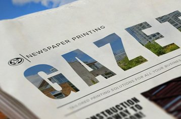 Gazette Newspaper Printing