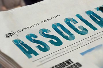 Association Newspaper Printing