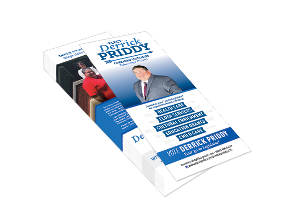 Campaign Rack Cards