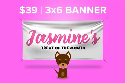 Jasmine's Monthly Special